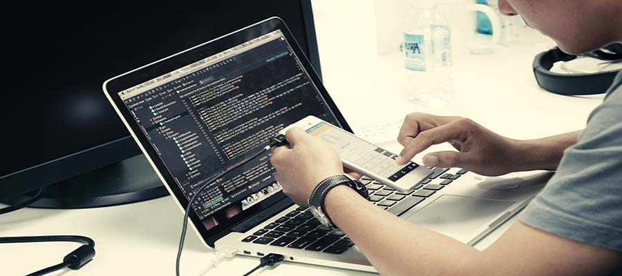 تعمیرات نرم افزاری موبایل